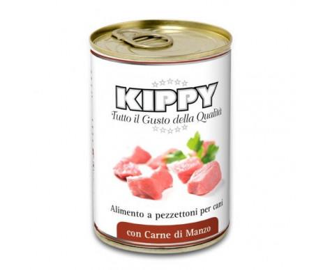 Kippy Dog Влажный корм для собак (кусочки мяса, говядина)