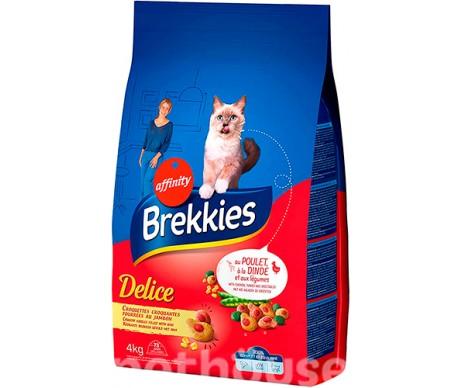 Brekkies Cat Adult Delice Meat