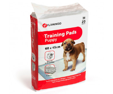 Flamingo Training Pads Puppy Одноразовая пеленка для щенков