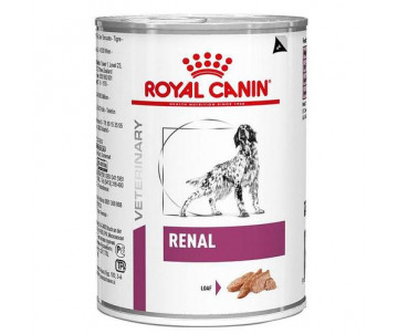 Royal Canin VD Renal Canine Cans Wet