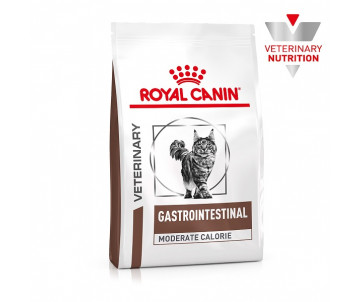 Royal Canin VD Cat GASTRO INTESTINAL MODERATE CALORIE