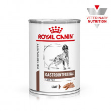 Royal Canin VD Dog GASTRO-INTESTINAL LOW FAT Wet