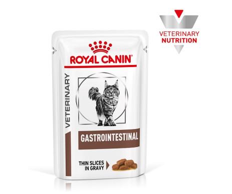Royal Canin VD Cat GASTRO-INTESTINAL Wet