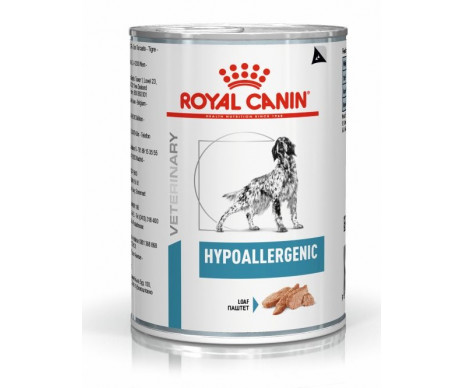 Royal Canin VD Dog HYPOALLERGENIC Wet
