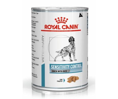 Royal Canin VD Dog SENSITIVITY DUCK Wet