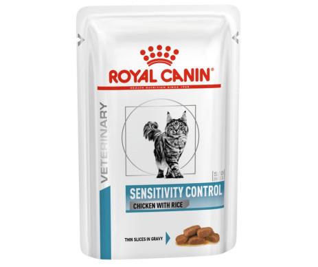 Royal Canin VD Cat SENSITIVITY CONTROL CHICKEN Wet