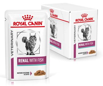 Royal Canin VD Cat RENAL TUNA Wet