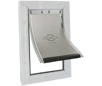PetSafe Staywell Aluminium Small Дверца для котов и собак малых пород, усиленная конструкция