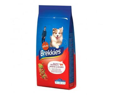 Brekkies Dog Beef