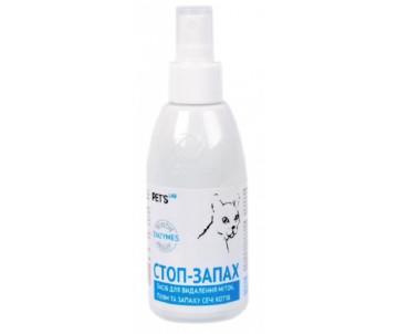 Pet's Lab Стоп-запах Средство для устранения пятен и запаха мочи котов