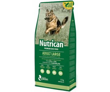 Nutrican Dog Adult Large Chicken