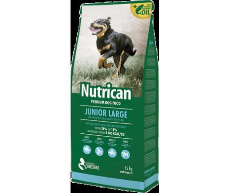 Nutrican Dog Junior Large Chicken