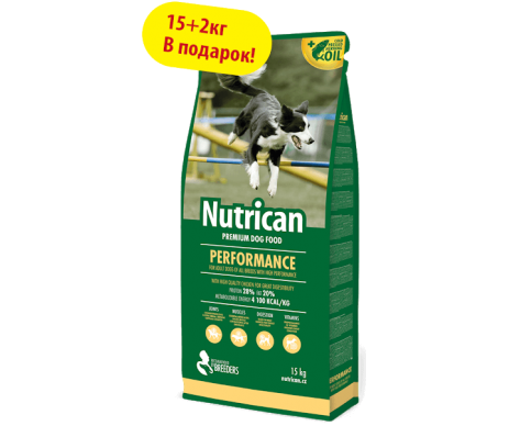 Nutrican Dog Performance Chicken