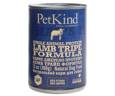 Petkind Dog Puppy Adult Sap Lamb Tripe Formula Wet