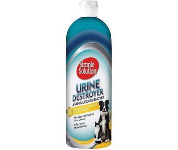 Simple Solution Urine Destroyer Средство для удаления пятен и запахов мочи