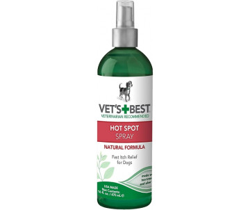 Vet's Best Hot Spot Spray Спрей от зуда и раздражений для собак