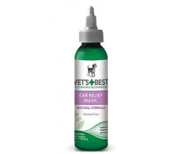 Vet's Best Ear Relief Wash Жидкий очиститель для ушей собак