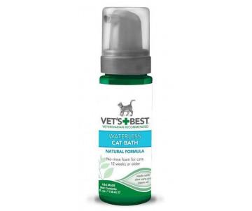Vet's Best Waterless Cat Bath Пена для экспресс чистки кошек