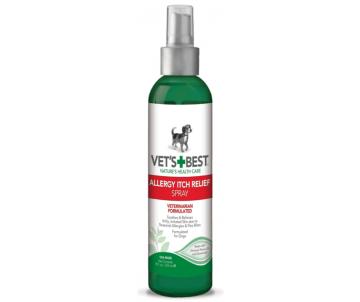 Vet's Best Allergy Itch Relief Spray Спрей для собак с чувствительной кожей