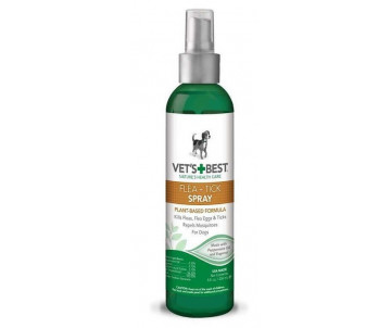 Vet's Best Flea & Tick Spray Cпрей от блох, клещей и москитов для собак