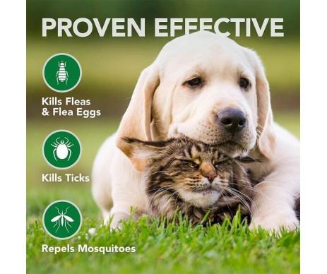 Vet's Best Flea Tick Wipes Влажные салфетки от насекомых для кошек и собак