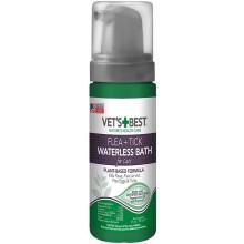 Vet's Best Flea And Tick Waterless Bath Foam Моющая пена от блох, клещей и москитов для кошек