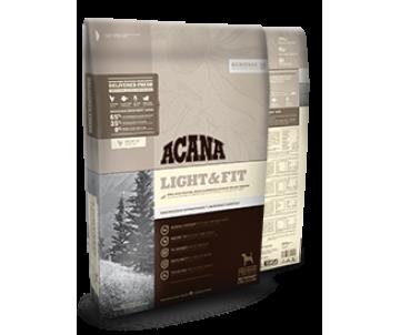 Acana Light&Fit Сухой корм против ожирения для взрослых собак всех пород