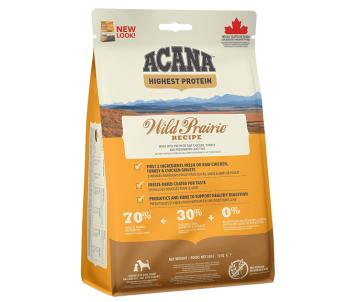 Acana Wild Prairie Dog Сухой корм для собак всех пород со вкусом птицы