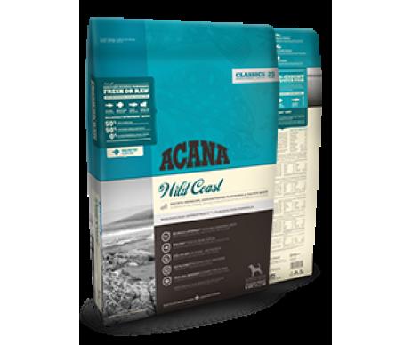 Acana Wild Coast Сухой корм для собак всех пород со вкусом рыбы