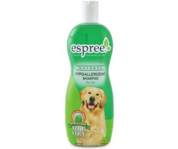 """Espree Hypo-Allergenic Coconut Shampo Гипоаллергенный кокосовый шампунь, """"без слез"""" для собак"""