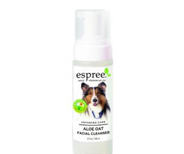 Espree Aloe Oatmeal Facial Cleanser Легкая пена для ухода за лицевой областью собак