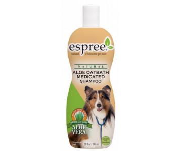 Espree Aloe Oatbath Medicated Shampoo Шампунь для собак