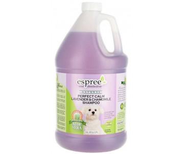 Espree Perfect Calm Lavender Chamomile Shampoo Успокаивающий шампунь из Лаванды и Ромашки для собак