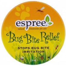 Espree Bug Bite Relief Бальзам с растительными маслами для лап собак