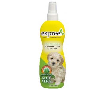 Espree Puppy and Kitten Cologne Одеколон c ароматом детской присыпки для щенков и котят