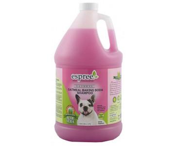 Espree Oatmeal Baking Soda Shampoo Шампунь с протеинами овса и пищевой соды для взрослых собак и щенков
