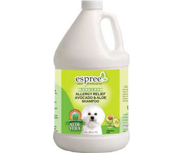 Espree Allergy Relief Avocado&Aloe Shampoo Шампунь для чувствительной кожи у собак