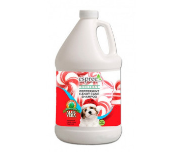 Espree Candy Cane Peppermint Shampoo Шампунь для собак с ароматом конфет и мяты