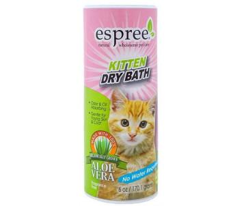 Espree Kitten Dry Bath Сухой шампунь для котят