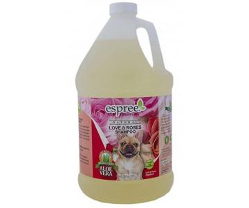 Espree Love & Roses Shampoo Шампунь с ароматом роз для собак