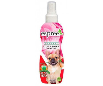 Espree Love & Roses Cologne Одеколон с ароматом цветущего розового сада для собак