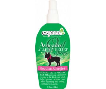 Espree Avocado Oil Allergy Relief Spray Спрей с маслом авокадо для удаления аллергенов у собак