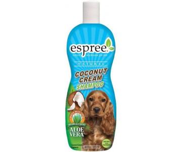 Espree Coconut Cream Shampoo Кокосовый кремовый шампунь для собак с сухой кожей