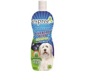 Espree Blueberry Bliss Shampoo Шампунь с маслом Ши и черникой для собак