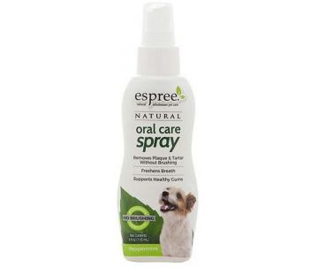 Espree Natural Oral Care Spray Peppermint Спрей для ухода за зубами для собак с мятой