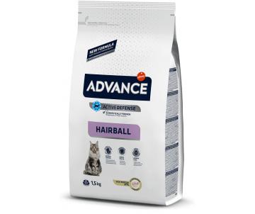 Advance Cat Adult Hairball Turkey Rice