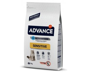 Advance Cat Adult Sensitive Salmon Rice