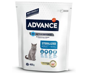 Advance Cat Adult Sterilized Turkey Barley