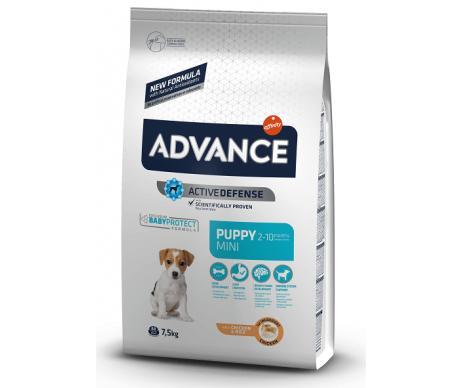 Advance Dog Puppy Mini Chicken Rice