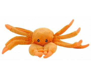 Jolly Pets TUG-A-MAL Crab Игрушка-пищалка для перетягивания